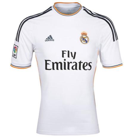 Camiseta del Real Madrid 2013/2014