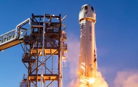 Ya hay ganador de la subasta de Blue Origin de Jeff Bezos: su primer asiento para viajar al espacio se vendió en 28 millones de dólares