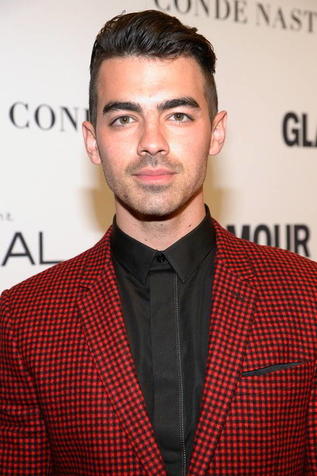 Joe Jonas Premios Glamour Women Of The Year Awards 2016 Trendencias Hombre