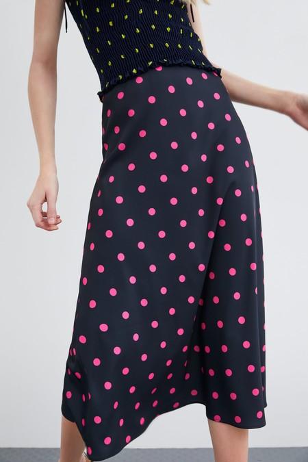 Faldas Lunares Zara 11