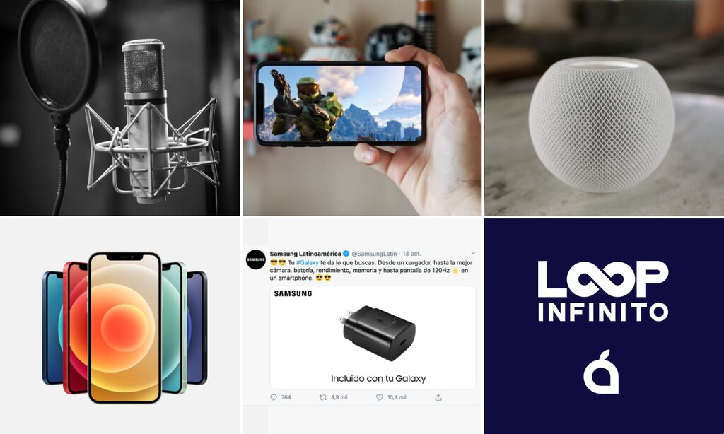 Nuevos iPhone, HomePod mini, MagSafe... La semana de podcast Loop Infinito