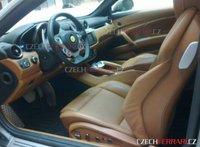 Primera fotografía espía del interior del Ferrari FF