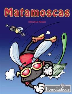Portada de Matamoscas, de Homoludicus
