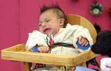 Estudian el llanto del bebé para detectar sordera y asfixia