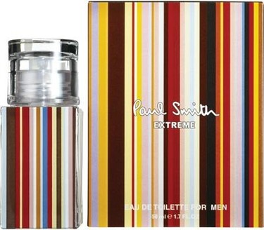 La fragancia masculina Paul Smith Extreme for men, no tan 'extreme'. La probamos