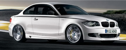 BMW Serie 1 Performance Parts, primer vistazo