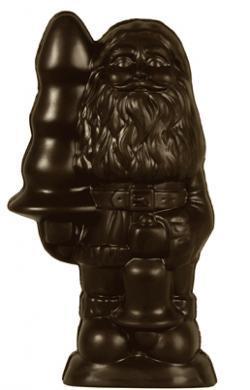 Santa Claus de chocolate erótico por 85 euros
