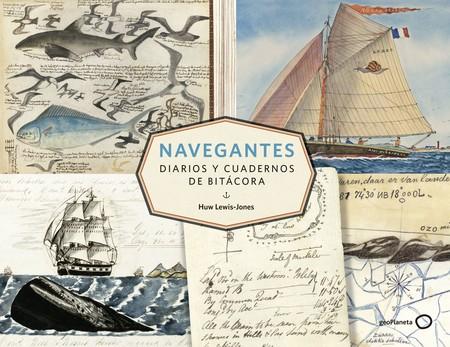 Libro Navegantes. Diarios y cuadernos de bitácora