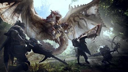En 2018 tocará salir de caza: anunciado Monster Hunter World para PS4, Xbox One y PC [E3 2017]