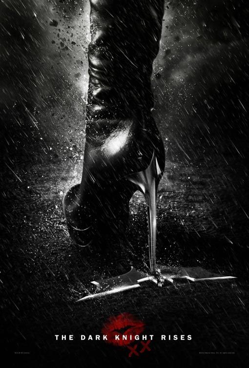 Foto de Todos lo carteles de 'El Caballero Oscuro: La Leyenda Renace' (16/24)