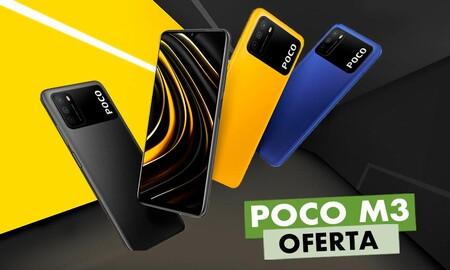 Poco M3: el teléfono chollo de Xiaomi es más chollo aún con el cupón PQ12021 de eBay. Lo tienes por 105 euros con envío gratis y desde España