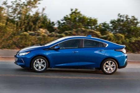 Chevrolet Volt Agosto