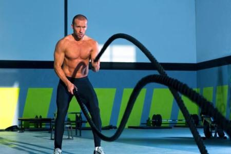 Ejercicios Crossfit (V): Battle ropes