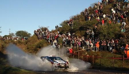 Rally de Argentina 2013: Evgeny Novikov defiende su podio