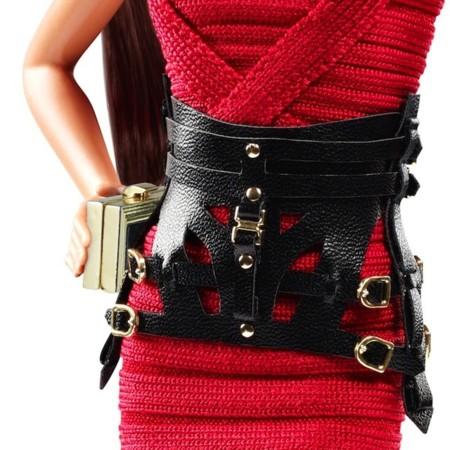 cinturon herve leger barbie