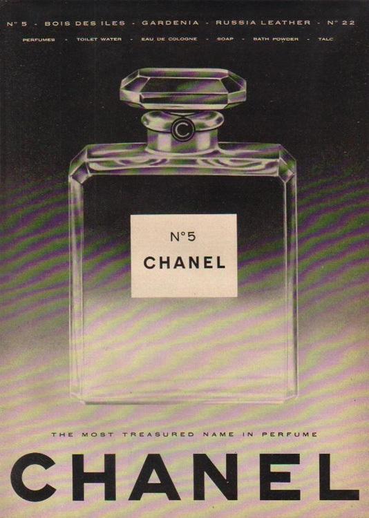 Foto de Chanel No. 5 - publicidad del 30 al 60 (18/61)