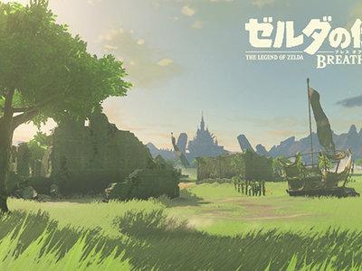 Tras el anuncio de NX aparecen cuatro nuevos vídeos de The Legend of Zelda: Breath of the Wild