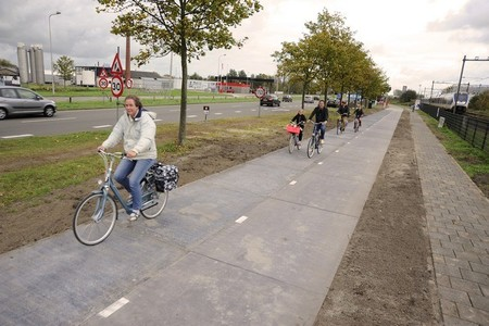 SolaRoad, la carretera solar se hace realidad en Holanda