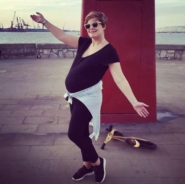 7 motivos por los que nos encanta Tania LLasera y su embarazo