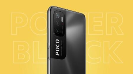 Poco M3 Pro 5g Oficial Colores Negro