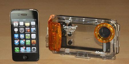 Análisis de la carcasa estanca para iPhone de SeaShell