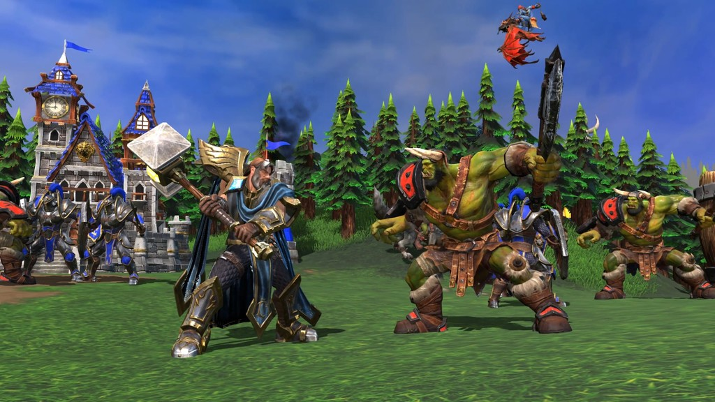 Siete cosas que me han gustado de Warcraft III Reforged, y otras tres que no tanto
