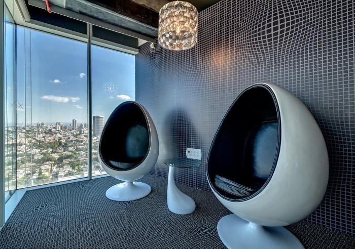 Foto de Espacios para trabajar: las oficinas de Google en Tel Aviv (12/16)