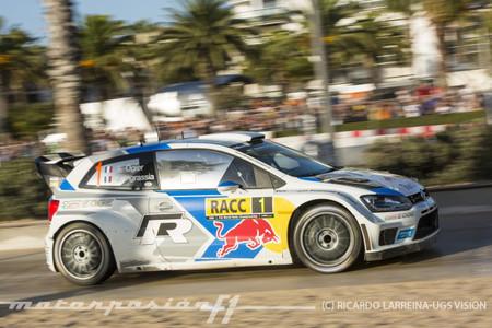 Rally de Catalunya 2014: Sébastien Ogier y Julien Ingrassia ya son bicampeones del WRC