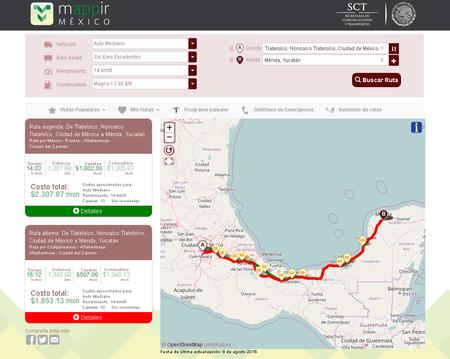 Mappir App Sct