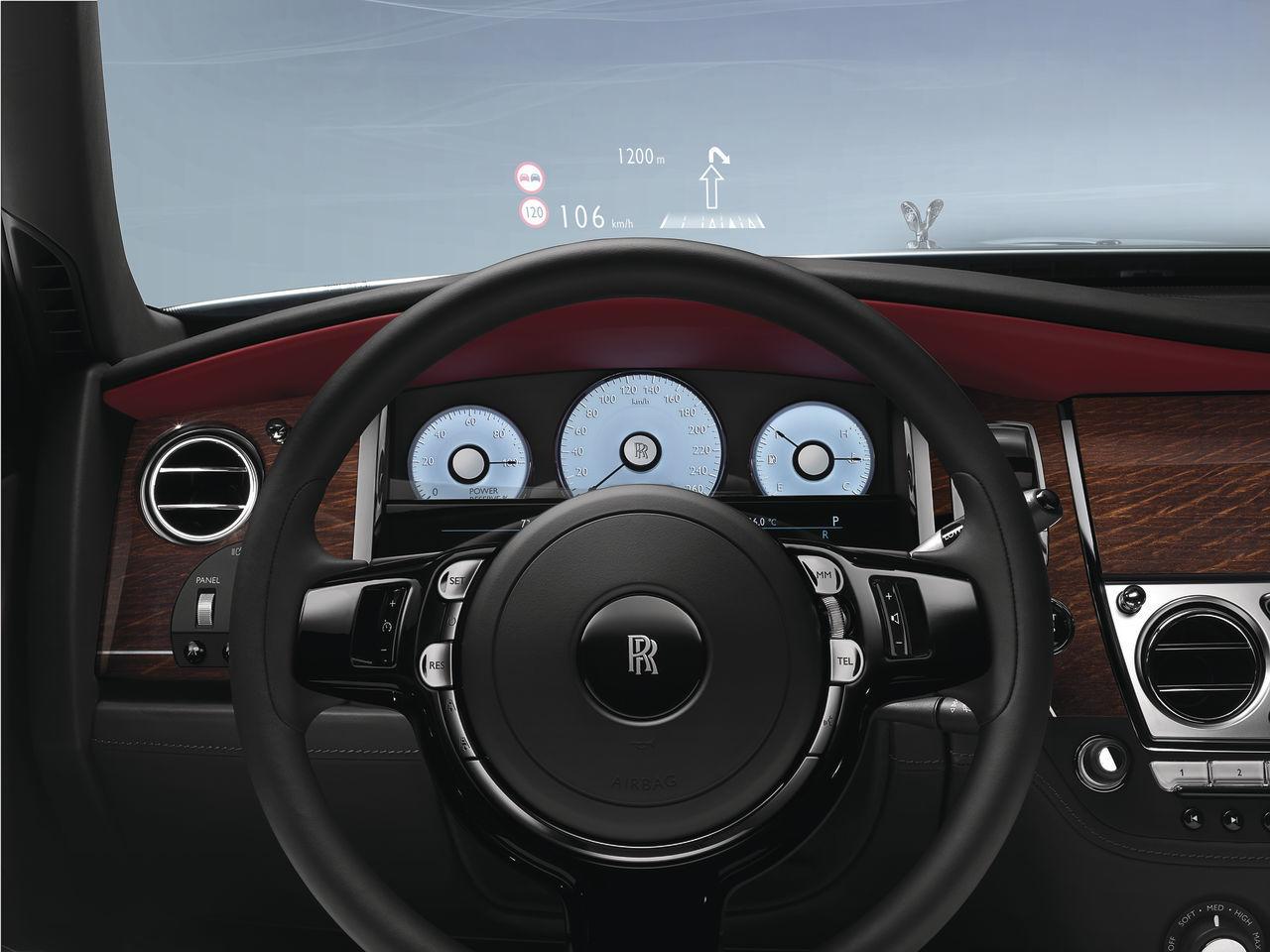 Foto de Rolls-Royce Ghost Series II (15/19)