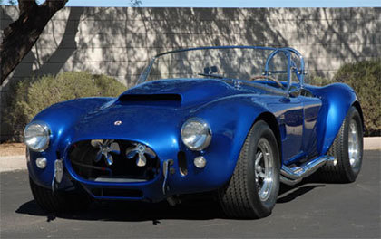 1966 Shelby Cobra 'Super Snake'