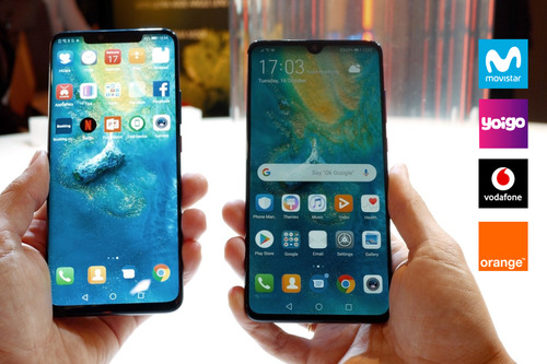 Dónde comprar los Huawei Mate 20 y Mate 20 Pro más baratos: comparativa mejores ofertas con operadores
