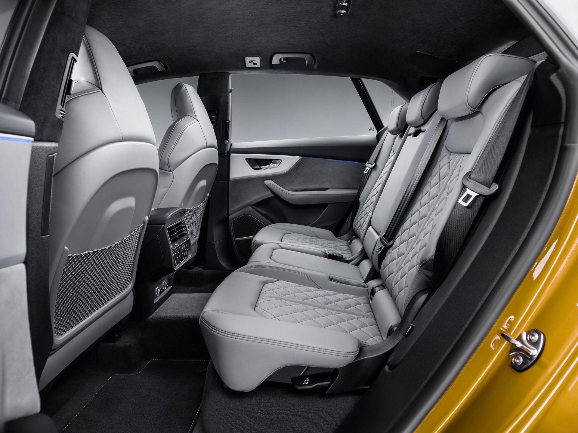 Foto de Audi Q8 (13/14)