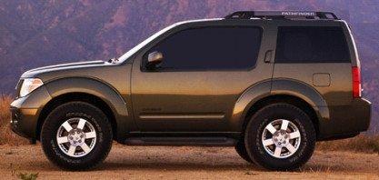 Nissan Pathfinder corto