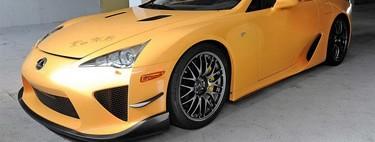 Subastan el único Lexus LFA Nürburgring Edition con la firma de Akio Toyoda, CEO de Toyota a nivel global