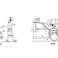 Google quiere que los peatones queden adheridos al cofre en caso de ser atropellados