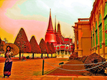 Relax y fiesta en Tailandia