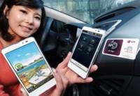 LG Optimus LTE Tag se apunta al soporte NFC
