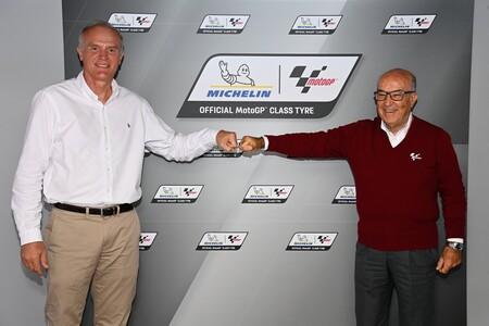 Michelin seguirá siendo el proveedor único de neumáticos para MotoGP hasta 2026 a pesar de las polémicas