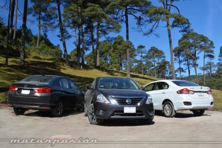 Comparativa: Honda City vs Nissan Versa vs Suzuki Ciaz (Parte 3)