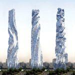 El primer rascacielos giratorio del mundo estará en... sí, adivinaron: Dubai