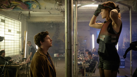 Escena Ready Player One