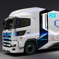 Toyota prepara un camión de hidrógeno con baterías del Mirai y 600 km de autonomía para lograr el transporte sin emisiones definitivo