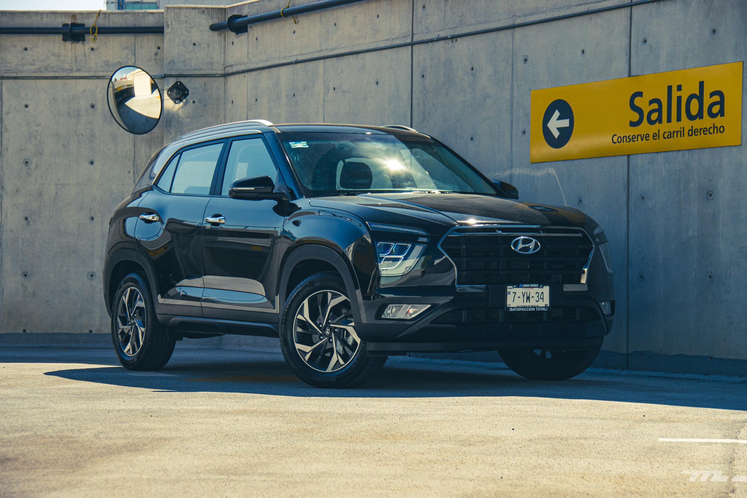 Foto de Hyundai Creta Limited Turbo: prueba de manejo en México (18/43)