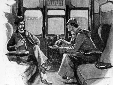 Sherlock Holmes Hulton Getty