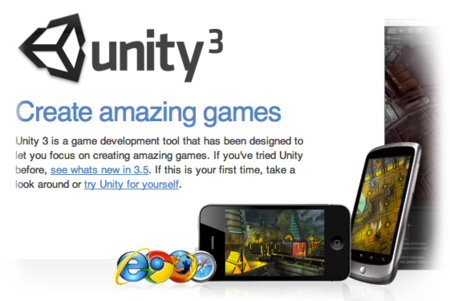 Unity 3 estará disponible para Windows Phone 8