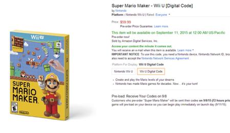 Mario Maker Digital