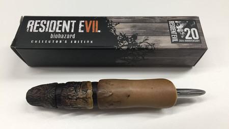 A falta de zombis, lo que da más grima de Resident Evil 7 es su  merchandising