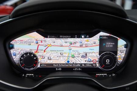 Audi TT 2014 CES Las Vegas