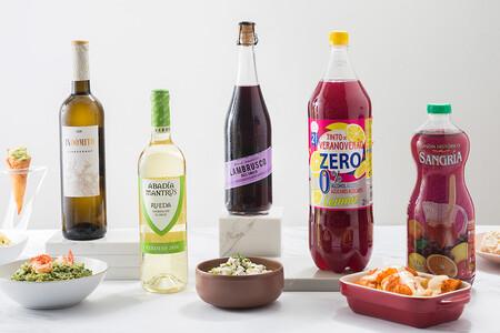 Cómo hacer inolvidables las comidas de verano: cinco recetas fáciles y el vino de Mercadona ideal para maridarlas